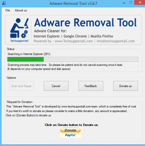uso adware removal tool